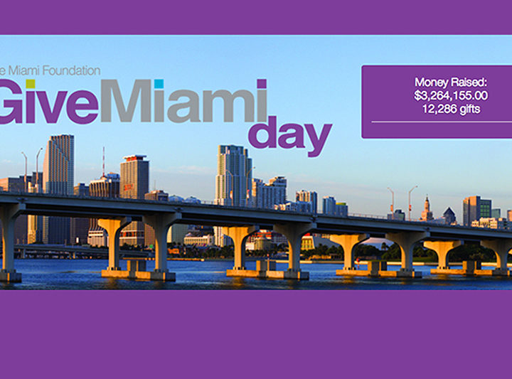 Give Miami Day 2013 Final Total